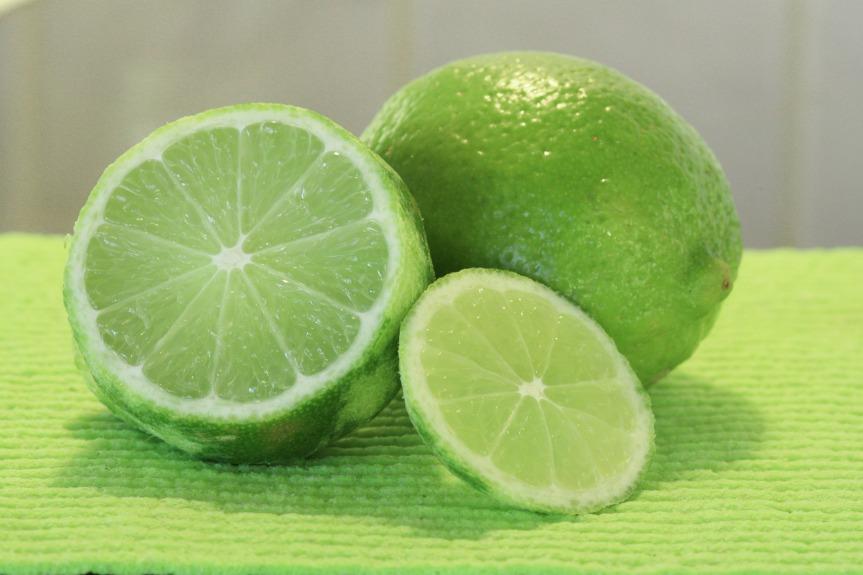მწვანე ლიმონი