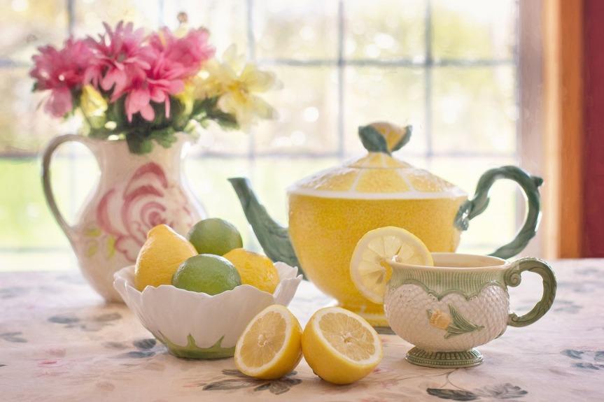 ჩაი და ლიმონი